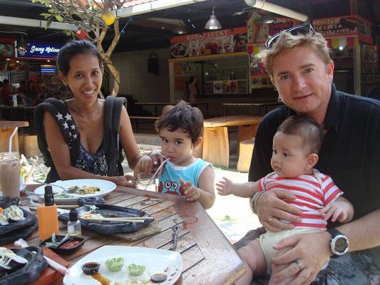Food Market en Famille