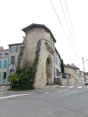 La porte Châtel