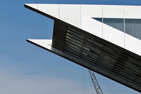 """""""Spitzen""""-Architektur"""