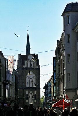 """""""Innenstadt"""" - Kröpeliner Tor, Mai 2014"""