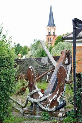 """""""Vom Wetter gezeichnet"""" - Ostseebad Wustrow, August 2014"""
