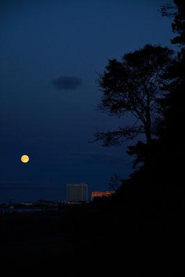 """Mondaufgang"" - Oktober 2013"