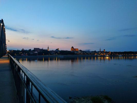Abendstimmung in Torun