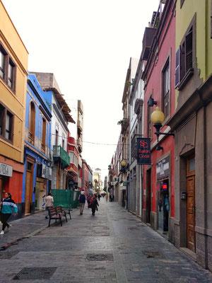 Vegueta in Las Palmas