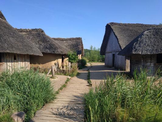 Wikingerdorf in Schleswig