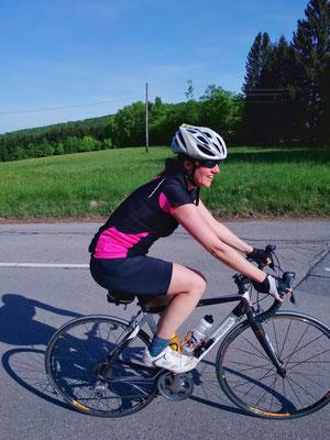 Rennradfahren Steinriegl