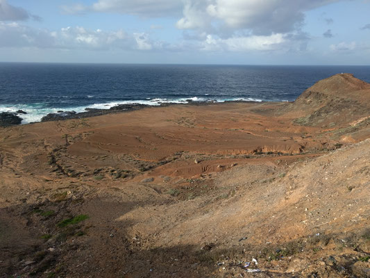 La Isleta in Las Palmas