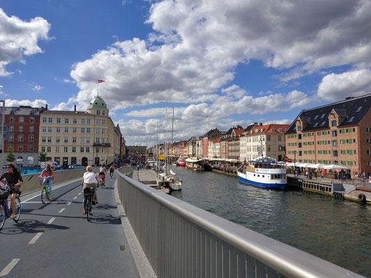 Kopenhagen, die Fahrrdhauptstadt