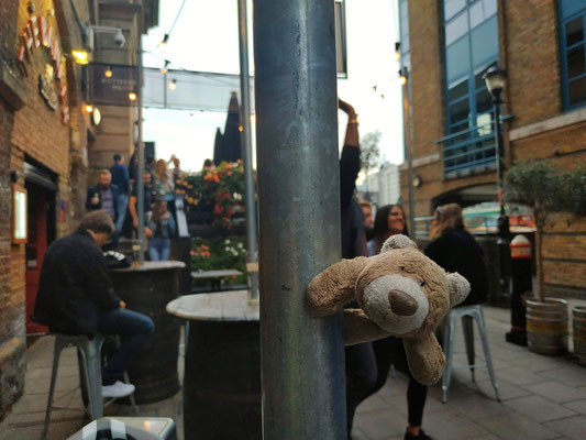 Stups in London
