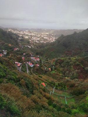 Bergwelt nördliches Gran Canaria