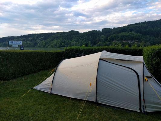 Campingplatz Gasthof Krenn an der Donau