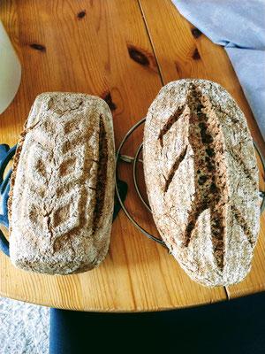 glutenfreies Brot für Kollegen
