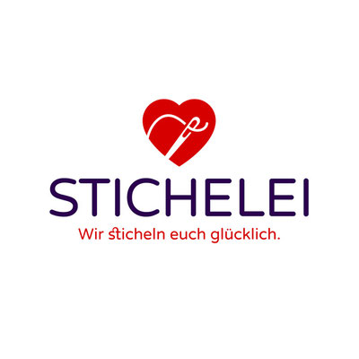 Logo-Design Stickerei