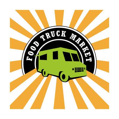 Logo-Design Foodtruckmarket