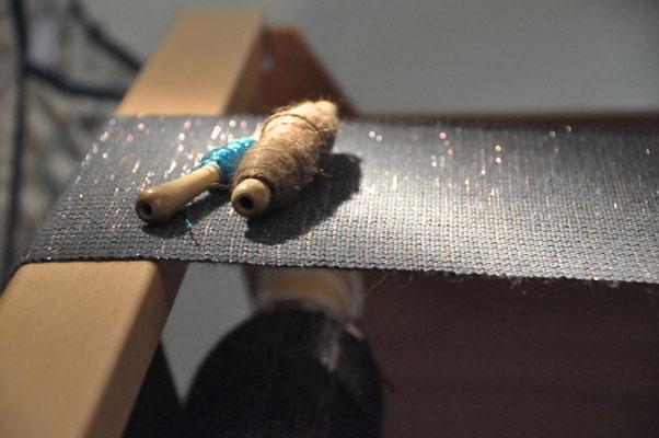 tissu à paillettes