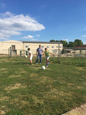 Fussballgolf Kandel Soccerpark 2019 07 12