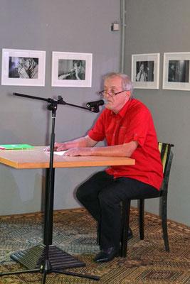Wortverdreher aus Leidenschaft: Egbert Schmoll.
