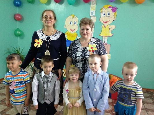 С Днём дошкольников!