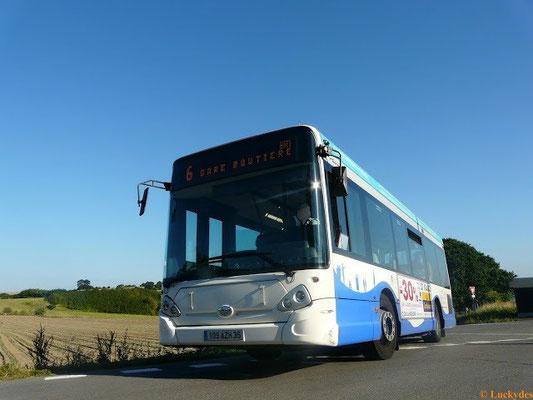 Heuliez Bus GX127 N°21, La Passagère
