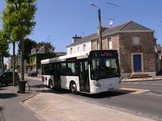 Heuliez GX127 N°21, Auberge de Jeunesse