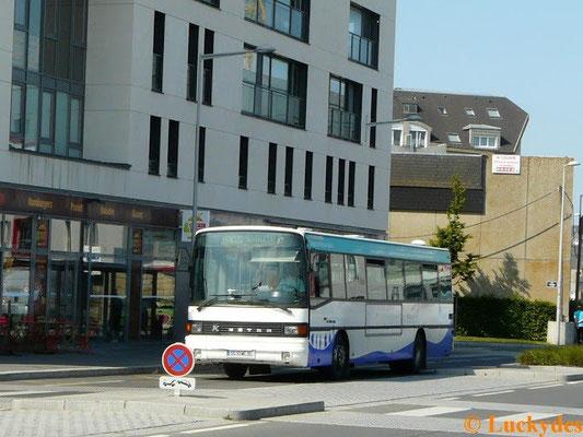 56, Gare Routière