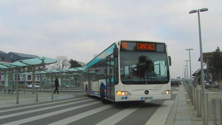 Mercedes Citaro 1 N Fl, Gares.
