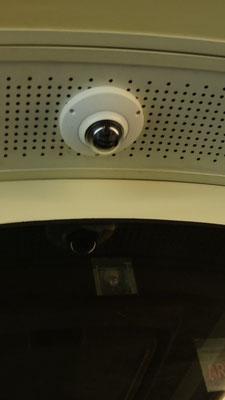 Caméra 360°.