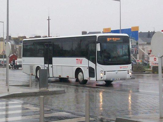 Irisbus Arès, Gare Routière