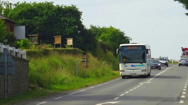 Irisbus Crossway, Collège Paul Feval