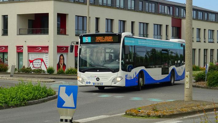 Mercedes Citaro 2 N, Onfroy