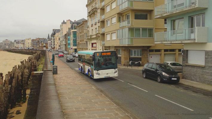 Heuliez Bus GX127 N°21, Sillon