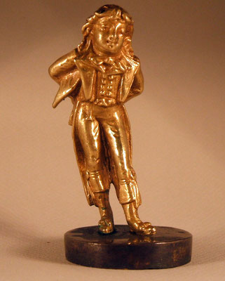 Homme directoire-bronze bicolore-120€