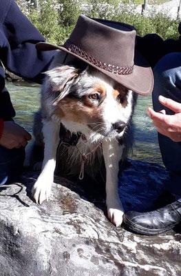 Ein waschechtes Cowgirl