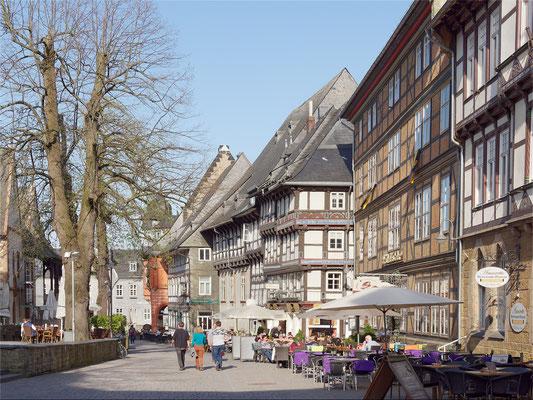 Am Marktkirchhof - Foto: Regine Schadach