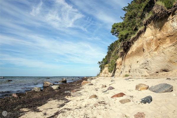 Insel Poel - Steilküste Bild 002 Foto Regine Schadach Canon EOS 5D Mark III Canon EF 4,0/24-70 L IS USM Canon EF