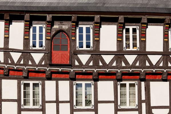 Fachwerk Worthsatenwinkel - Foto: Regine Schadach
