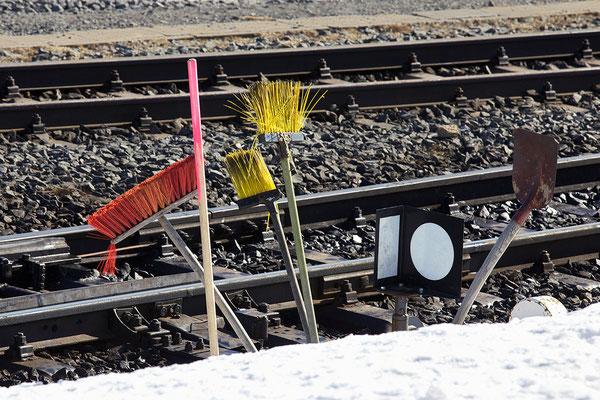 Harzer Schmalspurbahnen - immer im Bereitschaft - Bild 020 - Foto: Regine Schulz