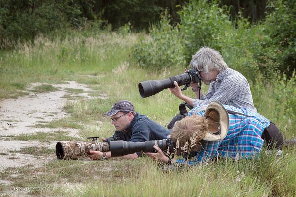 Natur - Gucker - Fotografen - Foto: Regine Schadach - Olympus OM-D E-M1 Mark II - M.ZUIKO DIGITAL ED 12‑100 1:4.0 IS PRO