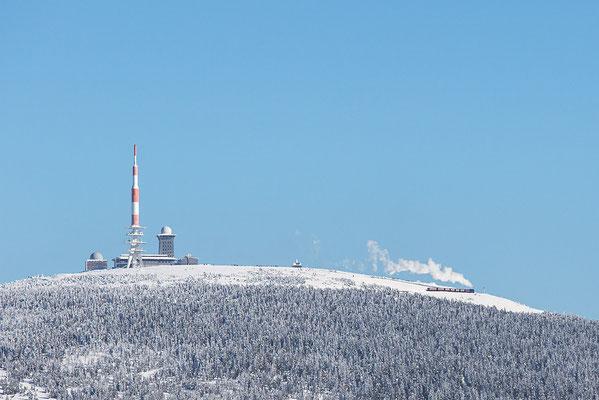 Blick zum Brocken - Bild 005 - Foto: Regine Schulz
