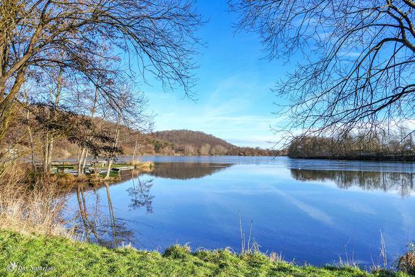 Vienenburger See bei Goslar - Januar 2016 - Bild 025 - Foto: Regine Schulz