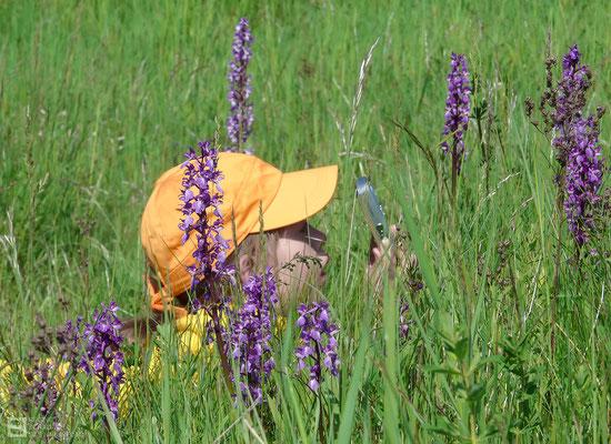 Naturschützer-Nachwuchs - Foto: Regine Schadach - Panasonic Lumix DMC-FZ18