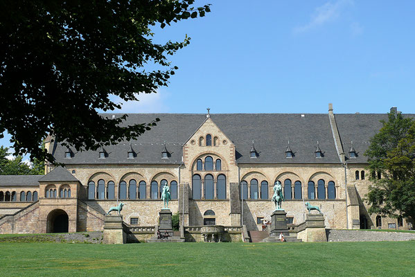 Kaiserpfalz Goslar - Foto: Regine Schadach