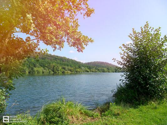 Vienenburger See September 2021 - Foto: Regine Schadach