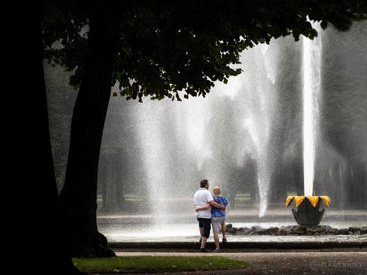 Herrenhäuser Gärten - Wasserspiele - Foto: Regine Schadach - Olympus EM1 X - M.ZUIKO DIGITAL ED 40‑150mm 1:2.8 PRO