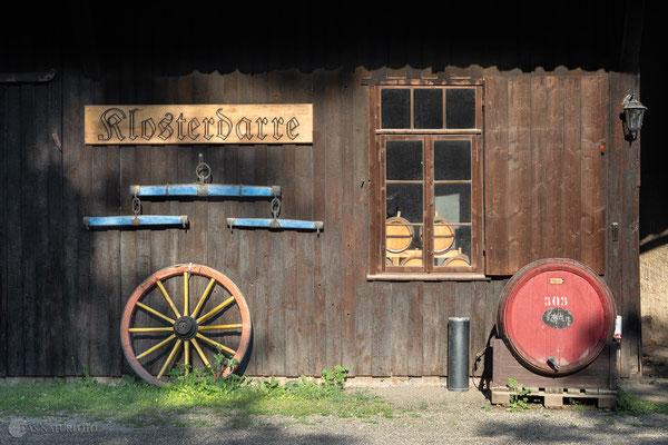 Schön alt! 2 Klostergut Wöltingerode/Goslar (2019) - Foto: Regine Schadach - Olympus OM-D E-M5 Mark II - M.ZUIKO DIGITAL ED 12‑100 1:4.0 IS PRO