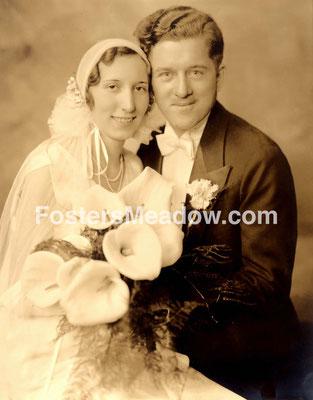 Musgnug, Henry C. & Hoffman, Amelia - April 10, 1932 - St. Catherine of Sienna, Franklin Square