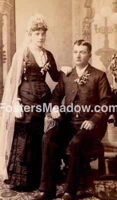 Froehlich, Frank & Rottkamp, Elizabeth - March 2, 1886 - St. Boniface