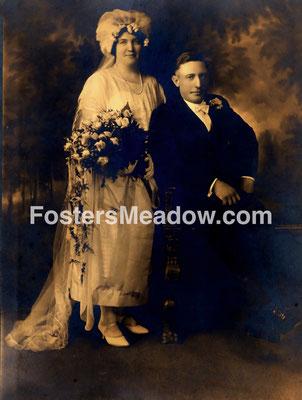 Kiesel, Alexander J. & Rottkamp, Caroline - April 1, 1923 - Location unknown