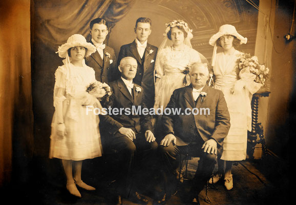 Kirsch, Anthony A. & Rottkamp, Emma O. - Feb. 1, 1921 - Location unknown