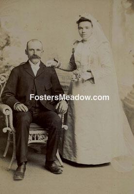 Lebkeucher, John A. & Klein, Anna M. - Feb. 16, 1897 - Location unknown
